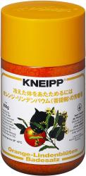 KNEIPP Bath salt Orange linden...