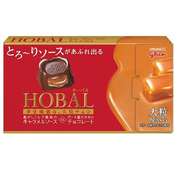 Glico HOBAL Caramel 8 Grains