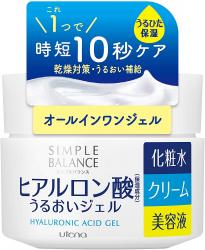 SIMPLE BALANCE Moisturizing Ge...