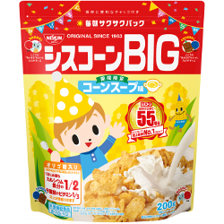 Nissin Ciscorn Big Corn Potage...