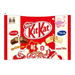 Nestle Kit Kat Red And White P...