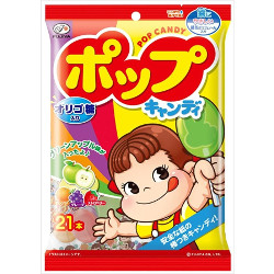 Fujiya Pop Candy 21 Sticks