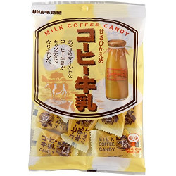 UHA Coffee Milk Hard Candy 104...