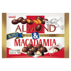 Meiji Almond and Macadamia Ass...