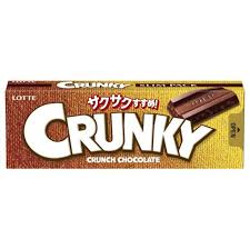 Lotte Crunky Slim Type 10 Grai...