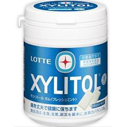 Lotte Xylitol Gum Fresh Mint F...