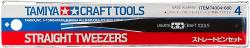 Tamiya #74004 Straight Tweezer...