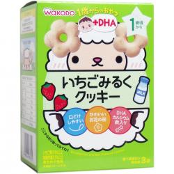Wakodo 1 year old snack + DHA ...