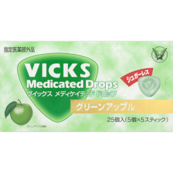 Taisho Vicks Medicated Drop Su...