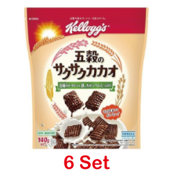Kellogg's Five Grain Crispy Ca...