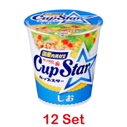 Sanyo Foods Cup Star Salt 78g ...